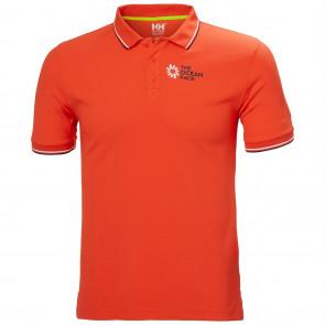 Koszulka szybkoschnąca męska Helly Hansen The Ocean Race Polo