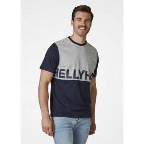 Koszulka bawełniana męska Helly Hansen ACTIVE T-SHIRT