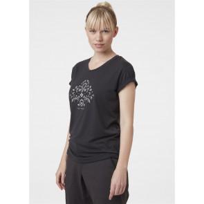 T-shirt z filtrem UV damski Helly Hansen W SKOG GRAPHIC T-SHIRT